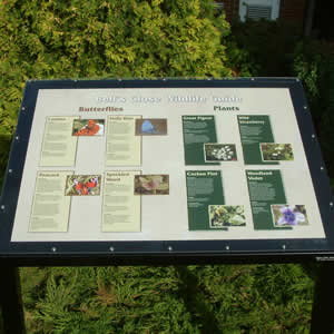 Interpretation signs