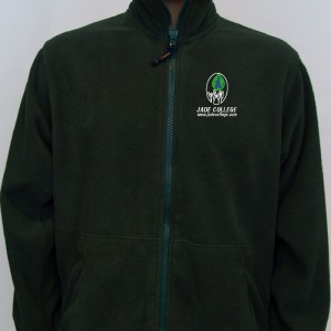 Jade college fleece