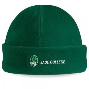 Jade College Fleece Hat