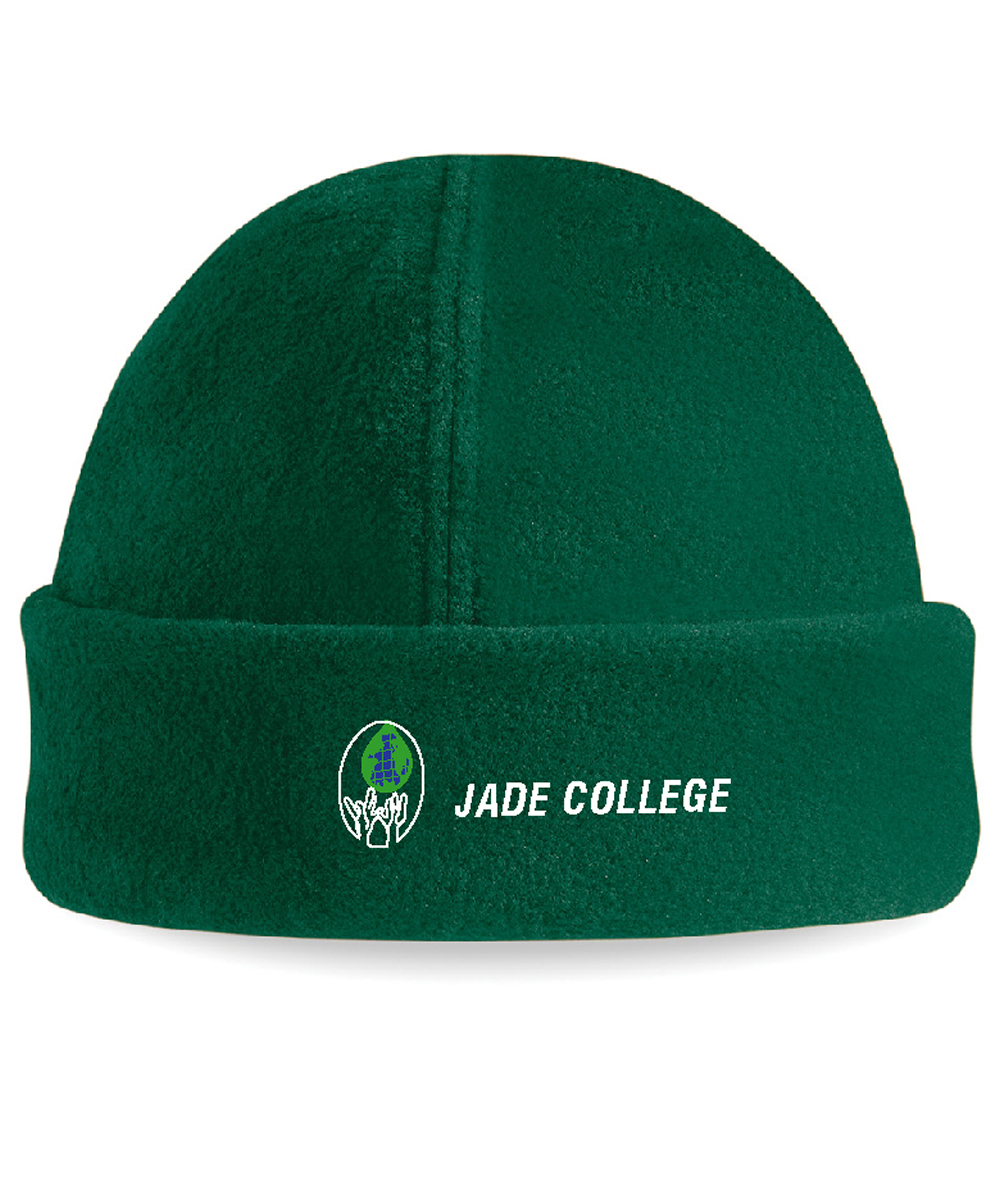 Jade College Fleece Hat