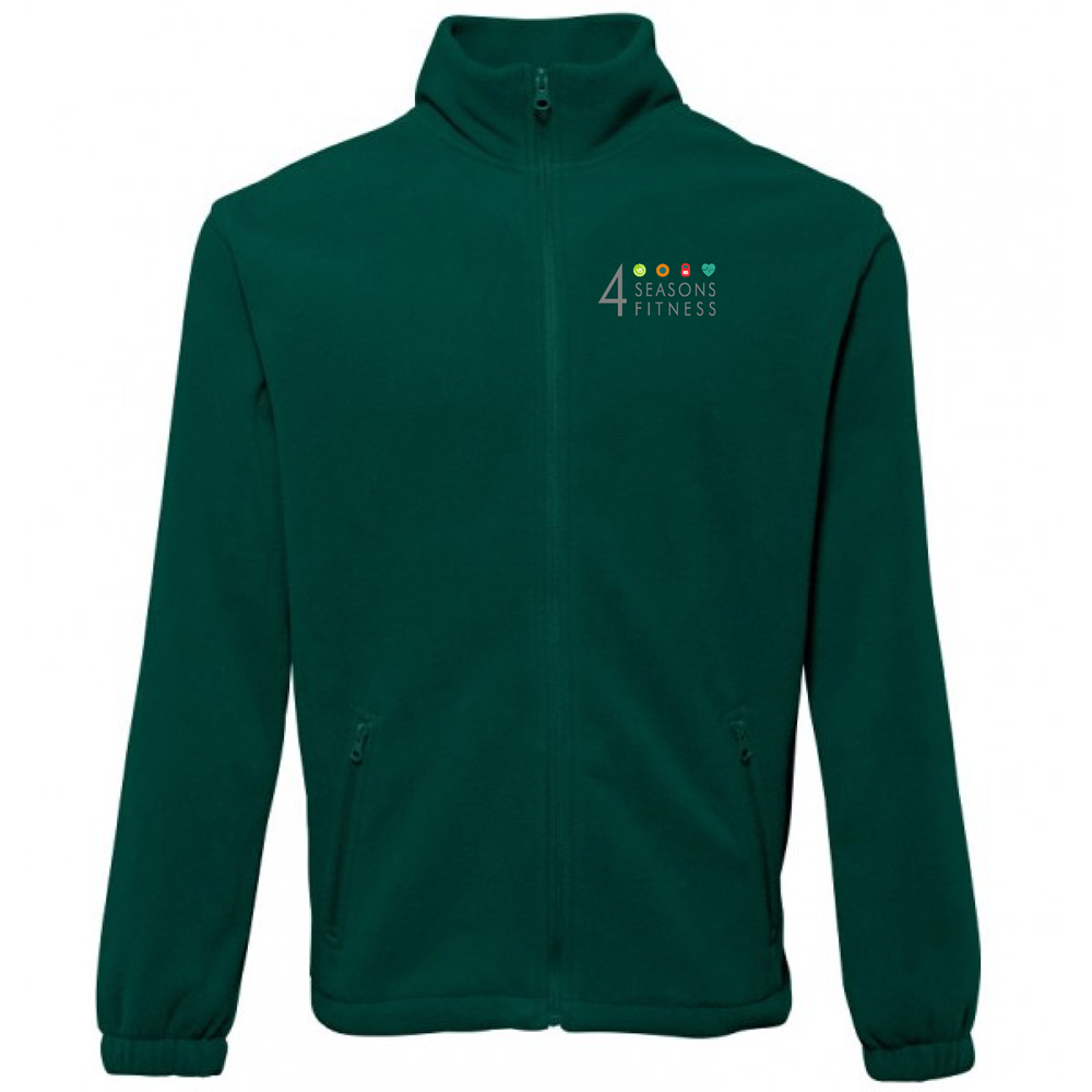 4 seasons fitness bottle green fleece