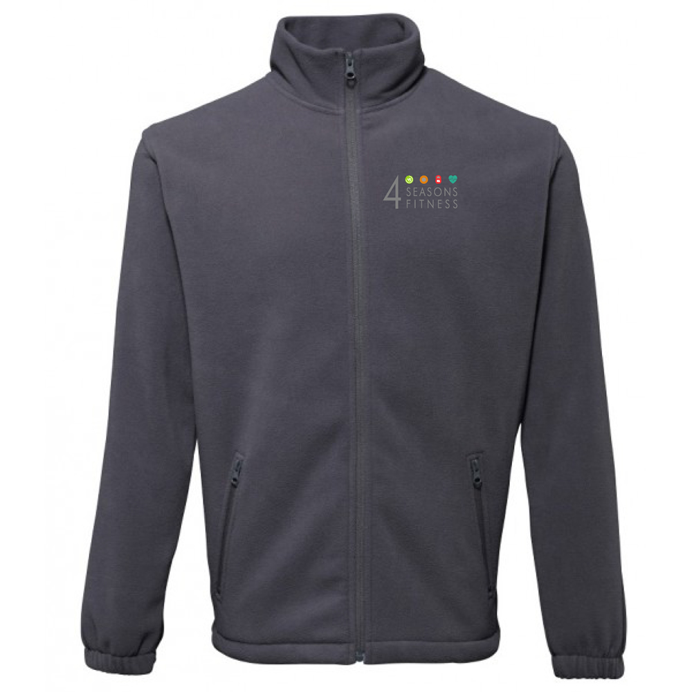 4 seasons charcoal fleece