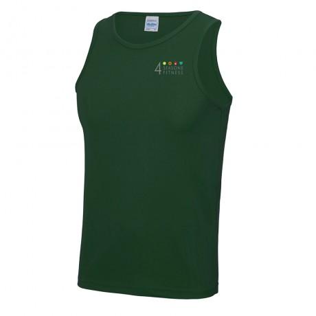 4-seasons-mens-vest-bottle-green-left-breast-1000