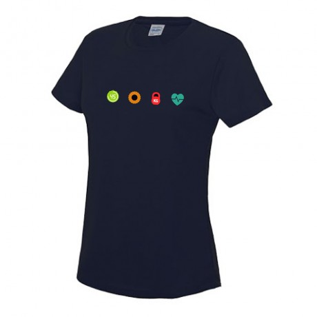 ladies-cool-t-shirt-blue-chest-logo