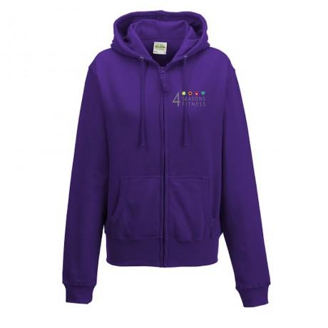 ladies-hoodie-purple-left-breast-logo
